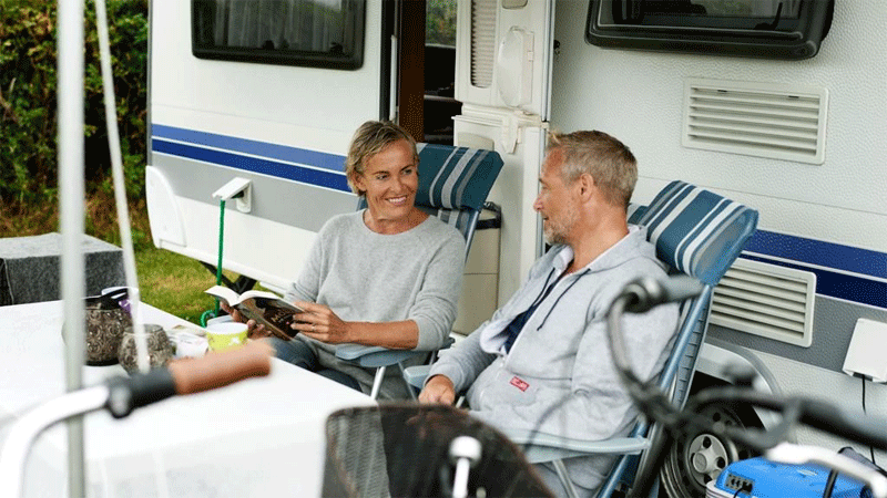 Dänemark bringt Camper in Fahrt – Neues Tempolimit